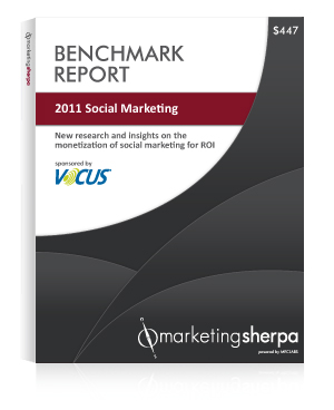 Social Marketing Benchmark | MECLABS | MECLABS Training Group