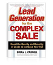 Lead Generation for the Complex Sale