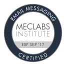 Email Messaging Certification Program