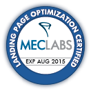 Landing Page Optimization Certification Program