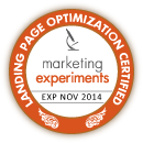 Marketing Experiments Professional Certification Program