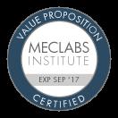 Value Proposition Certification Program