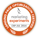SEO Vancouver firm, Standard Marketing has achieved the Landing Page Optimization Certification Program.